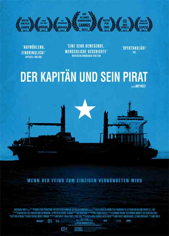 Der Kapitän und sein Pirat