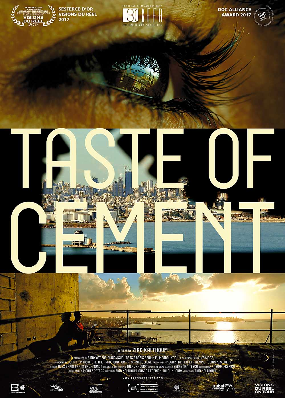 TASTE_OF_CEMENT_Plakat""